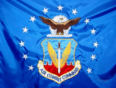 USAF Organizational Flag Mil-Spec (Embroidered)