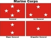 USMC General Officer Flags (Outdoor)