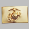 USMC NCO Dress Blue Belt Waistplate