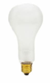 200PS30/FR-250 Pear Shaped, Medium Base Incandescent Light Bulb (E26)