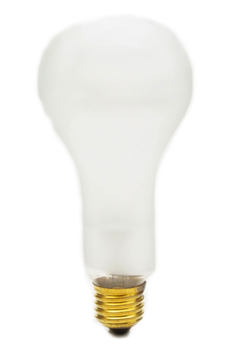 300ps25 Fr Pear Shaped Medium Base Incandescent Light Bulb E26 12 Jpg