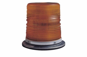 Code 3 Fire Flash Beacon Light - Permanent Mount - L9200