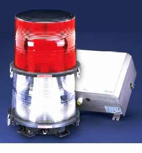 Medium Intensity Dual System Obstruction Lighting - FTB 324-2LT - Flash Tech