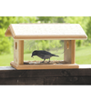 Enclosed Mealworm Feeder - Cedar