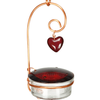 Tweet Heart Hummingbird Feeder (3 ports, 3.5 oz.)