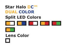 200SHDL STAR HALO LED BEACONS