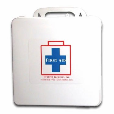 24 Person Plastic First Aid Kit