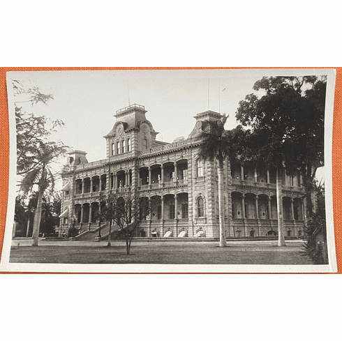 1920's photo of the Palace #2
