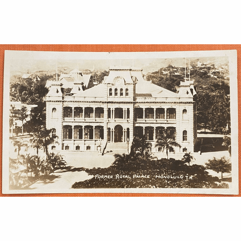 1920's photo of the Palace #3