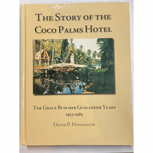 The Story Of the CoCo Palms Hotel book 1st Edition
