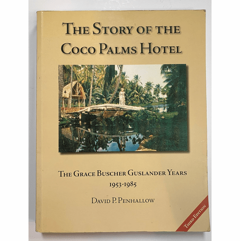 The Story Of the CoCo Palms Hotel book 3rd Edition