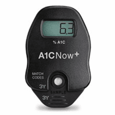 A1C Now+ HbA1c Test Kit CLIA Waived 20 Tests
