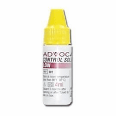 Advocate Control Solution Low - 4 ml