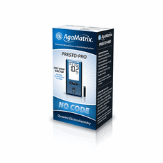 Agamatrix Presto PRO Blood Glucose Monitoring System