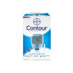 Contour Blood Glucose Monitoring System - 7189