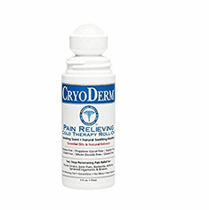 Cryoderm Cold Therapy Roll On 3oz