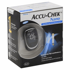 DISCONTINUED - Accu-Chek Nano Smartview Blood Glucose Monitoring System - 1 Kit