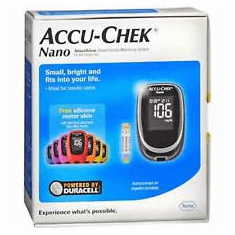 DISCONTINUED - Accu-Chek Smartview Nano Blood Glucose Monitoring Kit