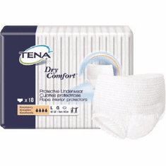 Dry Comfort Protective Underwear Pack of 12