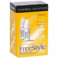 FreeStyle Control Solution Normal - 2 Vials 4mL