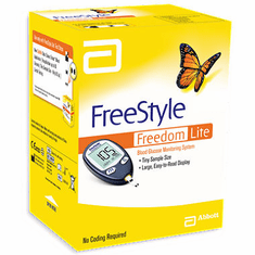 FreeStyle Freedom Lite Diabetes Meter Kit