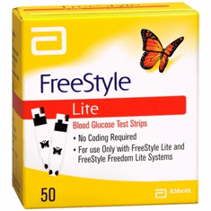 Freestyle Lite Box of 50