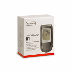 Glucocard 01 Sensor Blood Glucose Meter Kit
