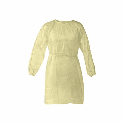 Nonwoven Isolation Gowns