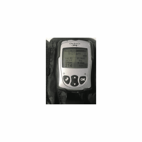 One Touch Ping Meter Remote