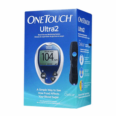 OneTouch Ultra 2 Diabetes Meter Kit