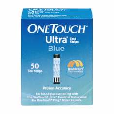 OneTouch Ultra Test Strips Box of 50