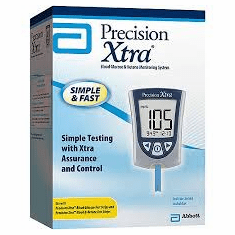 Precision Xtra Advanced Diabetes Management System Kit