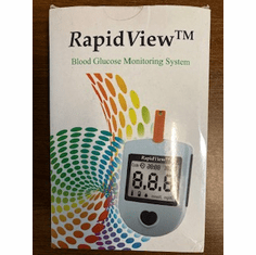 RapidView Blood Glucose Monitoring System