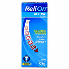 Reli On Ketone Test Strips