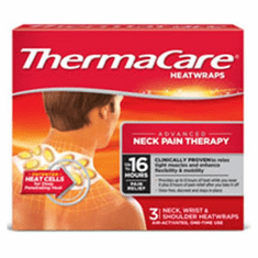 ThermaCare Neck-To-Arm Wrap Heat 3/Bx