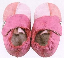 Bobux baby girl very soft pink leather European sneaker style shoes and suede sole to prevent slipping. These shoes are made to stay on and are recommended by doctors. Wonderful year round shoes for your infant or toddler girl!