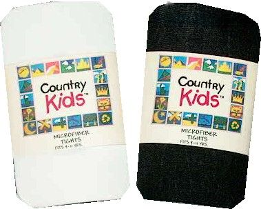Country Kids microfiber tights