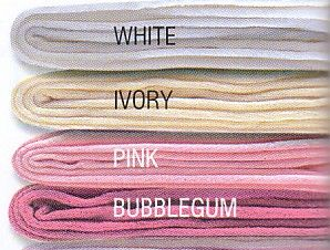 Country Kids Organic Winter Tights made of 82% Organic Cotton, 15% Nylon, and 3% Spandex. Great for anything your little girl`s closet. Comes in white, ivory, pink, and bubblegum.