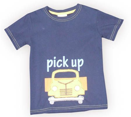 Crokids Trucks are for Boys blue shirt with a pick up on the front. Goes great with jeans and khakis.