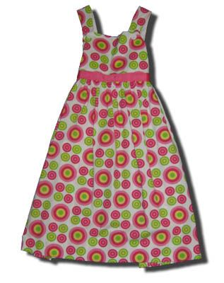 Funtasia Too Circle Around circles sundress. So comfortable and fun for a nice warm day.
