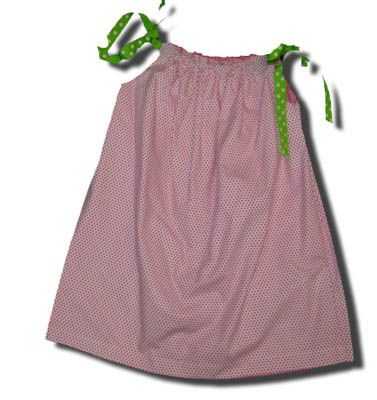 Funtasia Too Circle Around pink reversible pillowcase dress. Very cute and popular.