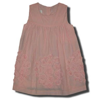 Funtasia Too Flutter By pink yoke dress with beautiful embroidery on the bottom on the dress. Beautiful and feminine.