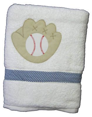 Funtasia Too Pinch Hitter cute baseball themed towel that goes great with the matching swimsuit. A must have for your child.