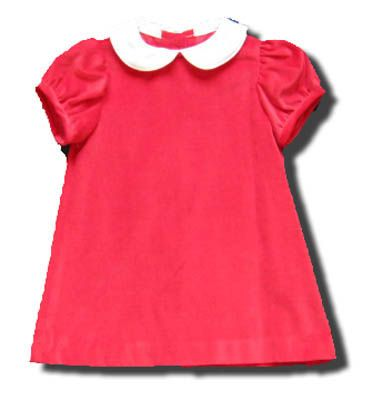 Funtasia Too Red Velvet and Chocolate Frosting red velveteen dress that is beautiful and classic.