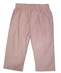 Funtasia Too Zoey light pink corduroy pants. Classic and comfortable.