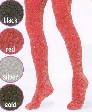 Jefferies Glitter Tights these tights will allow your girl to shine even more.