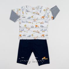 Kissy Kissy City Demo Pant Set F17445-62