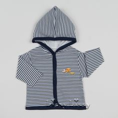 Kissy Kissy City Demo Stripe Jacket w/Hood F17445-12STH