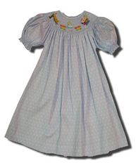 Mom n Me Alice in Wonderland blue bishop dress. Very cute.
