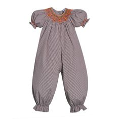 Remember Nguyen Mackenzie Long Romper.